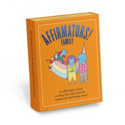 """Affirmators! - Family"" - 50 Affirmation Cards to Help You Help Yourself..."
