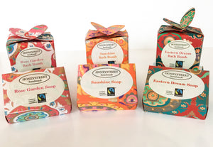 Honeystreet Handmade Soap