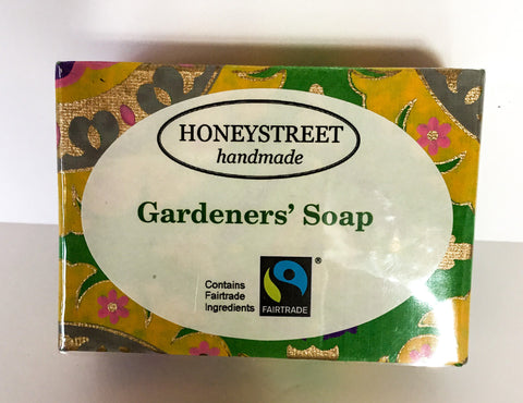 Honeystreet Gardener's Soap
