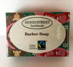 Honeystreet Barber Soap
