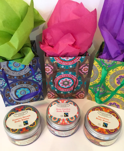 Honeystreet Body Butter - 3 fragrances