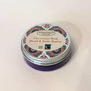 Honeystreet Christmas Wish Hand & Body Butter