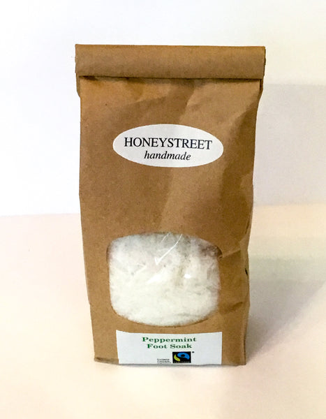 Honeystreet Peppermint Foot Soak