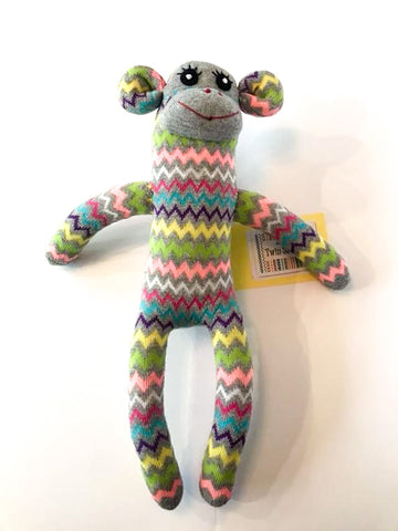 Sock Monkey - Polly