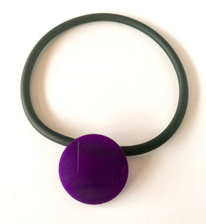 'Click' Contemporary Magnetic Single Pendant - Choice of 8 colours