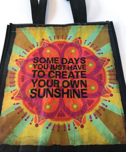 Recycled Plastic Giftbag (Large) - Some Days You Just Have To...