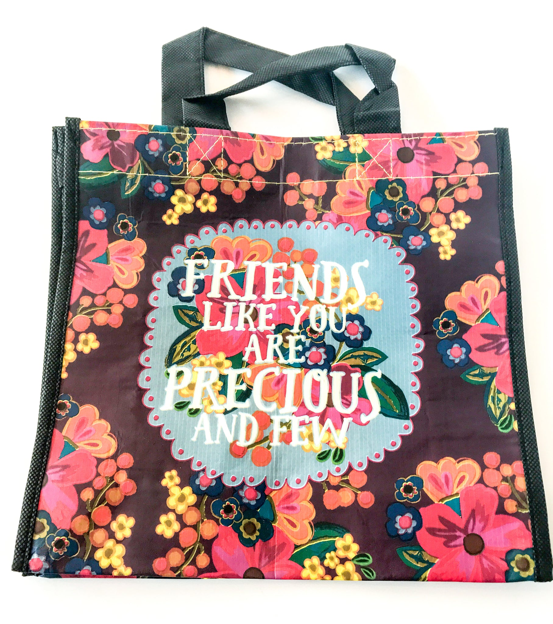 Recycled Plastic Giftbag (Medium) - Friends Like You Are Precious and Few