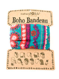 Boho Bandeau - Bright & Beautiful