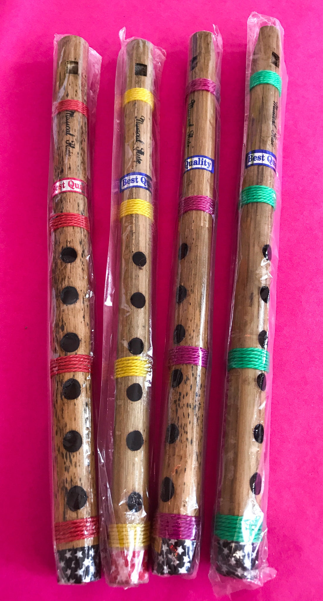 Bamboo Flutes
