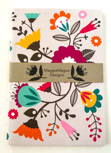 MaggieMagoo Designs - A5 Notebooks