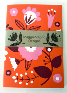 MaggieMagoo Designs - A6 Notebooks