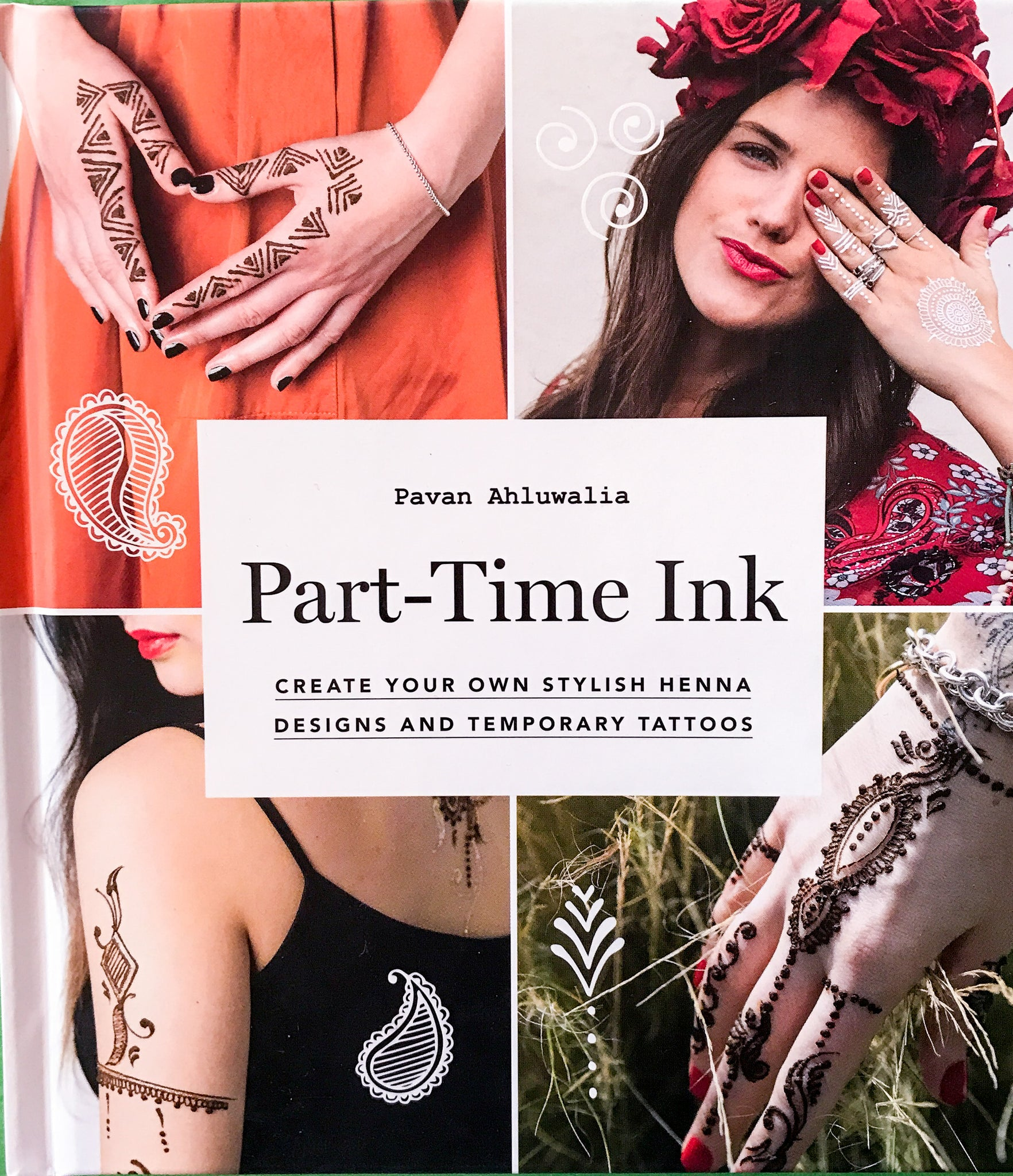 """Part-time Ink"" by Pavan Ahluwalia"