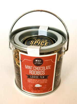 Spice Kitchen Loose Tea 'Paint Pots' - Mint Chocolate Rooibos