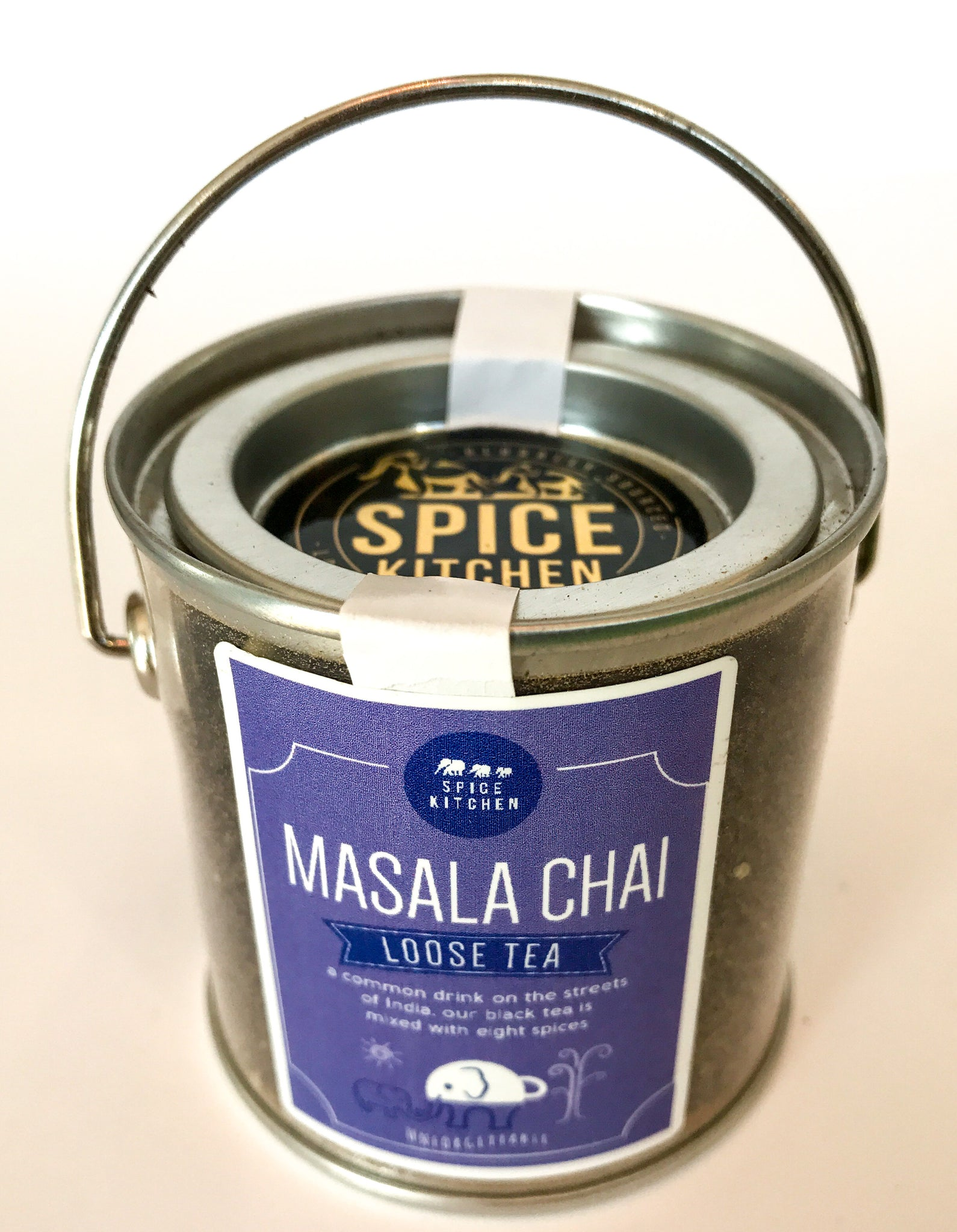 Spice Kitchen Loose Tea 'Paint Pots' - Masala Chai