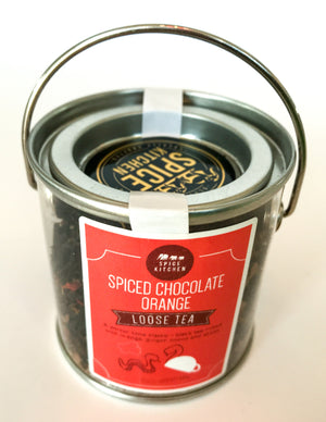 Spice Kitchen Loose Tea 'Paint Pots' - Spiced Chocolate Orange