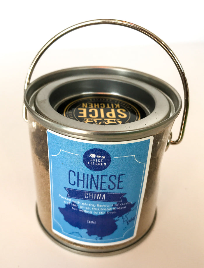Spice Kitchen Spice Blend 'Paint Pots' - Chinese (China)
