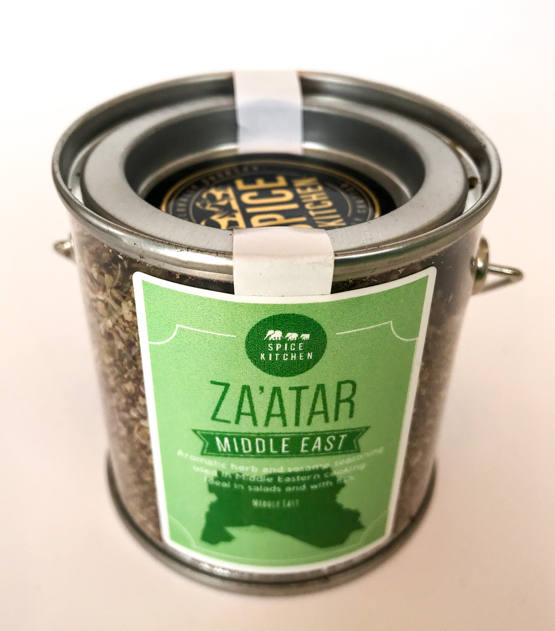 Spice Kitchen Spice Blend 'Paint Pots' - Za'atar (Middle East)