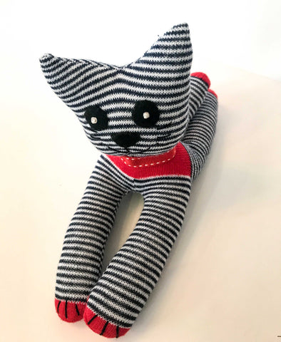Sock Cat - Rufus