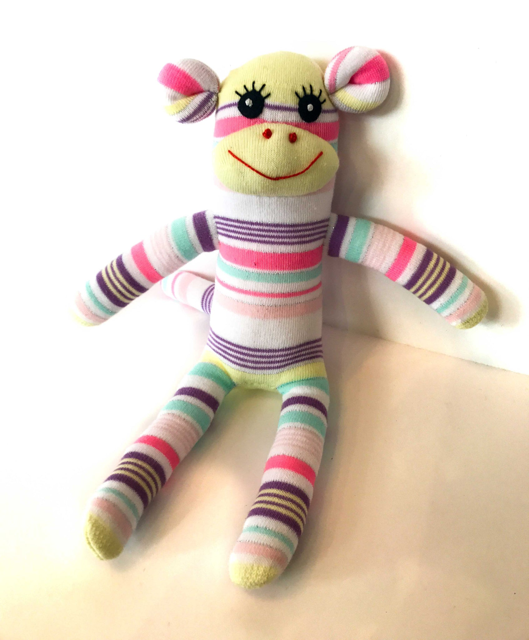 Sock Monkey - Kiki