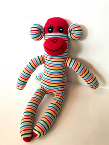 Sock Monkey - Razzle