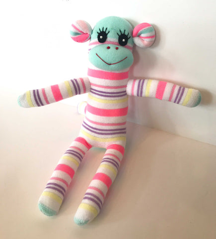 Sock Monkey - Tabitha