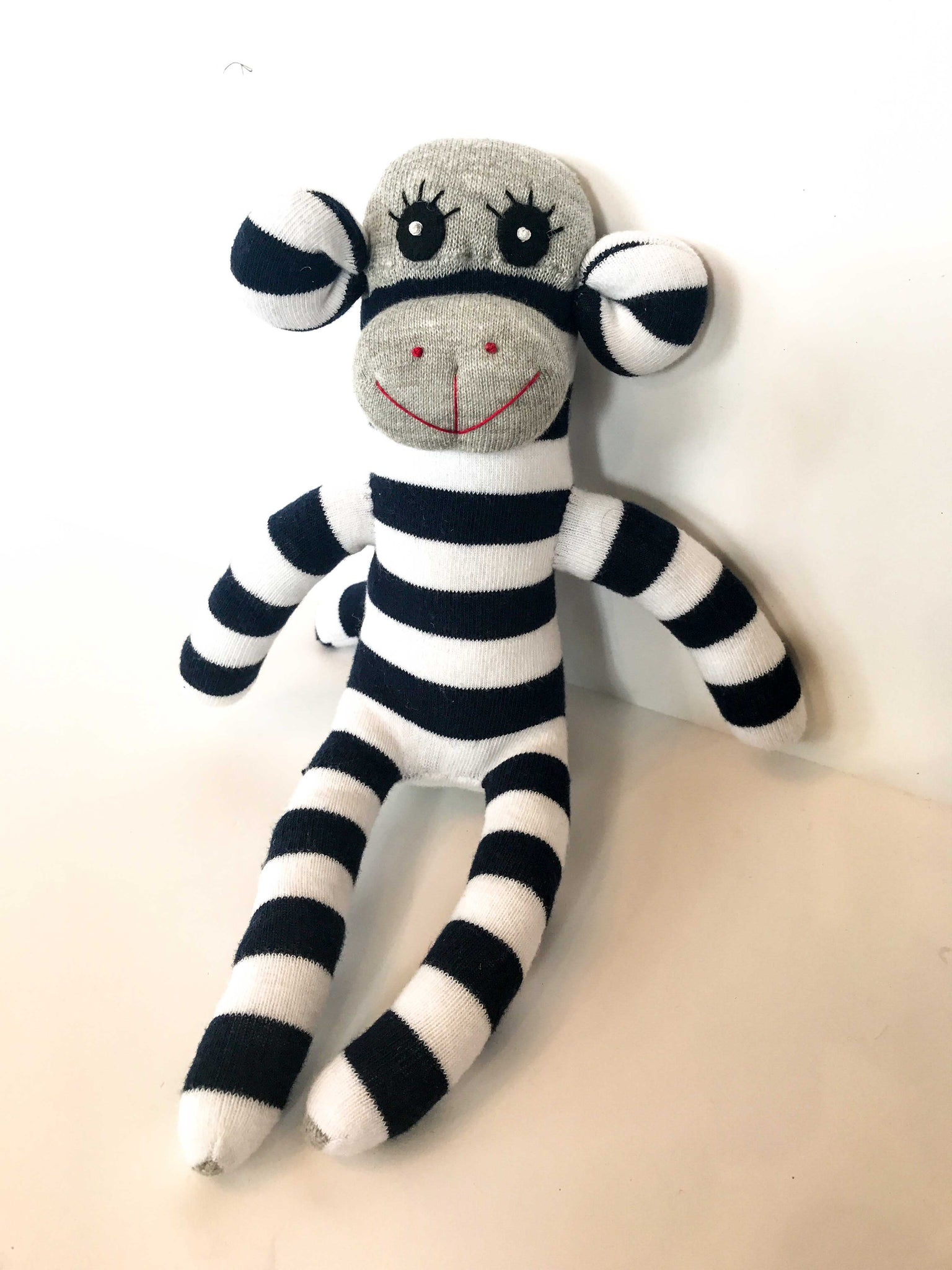 Sock Monkey - Billy