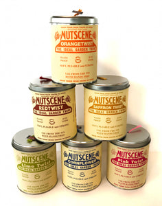 Nutscene:  Classic Tin O' Twine - Choice of 6 Colours