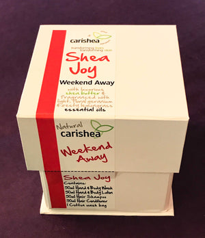 Carishea 'Weekender' Gift Set - Choice of 3 fragrances