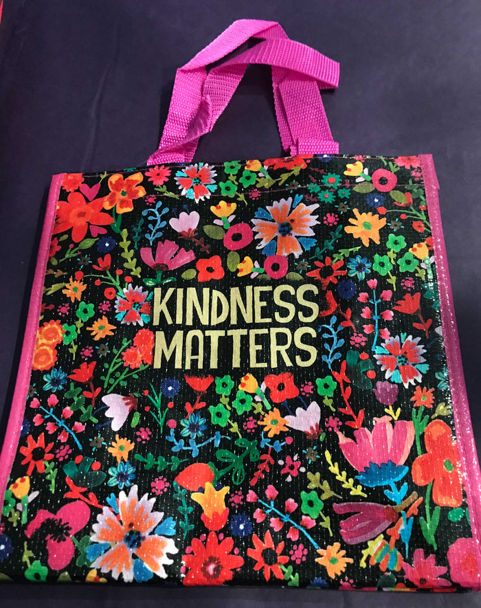 Insulated Lunch Bag - Kindness Matters
