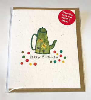 Plant a Card - Happy Birthday