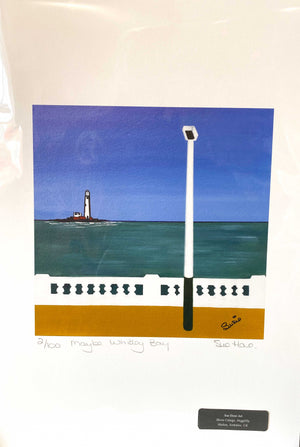 Sue Hone Prints - Maybe Whitley Bay