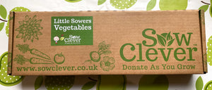 Sow Clever Little Sowers Kits - Vegetables