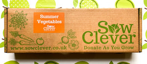 Sow Clever Grow Your Own Kits - Summer Vegetables