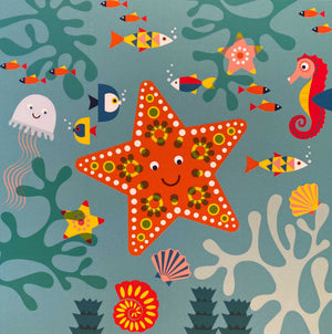 Fi Powers - Happy Starfish