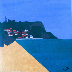 Sue Hone Cards - Maybe Runswick Bay
