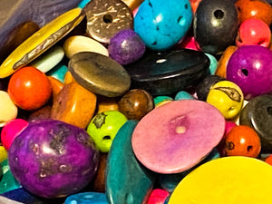 Tagua Nut Pieces/Beads