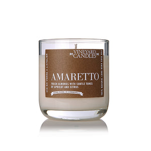 Vineyard Candles - Aperitif Amaretto