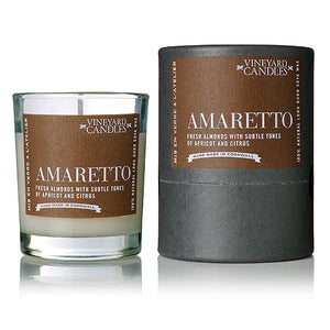 Vineyard Candles - Aperitif Amaretto Shot