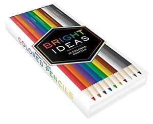 Bright Ideas Set of 10 Coloured Pencils