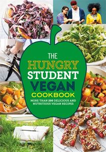 """The Hungry Student Vegan Cookbook"""