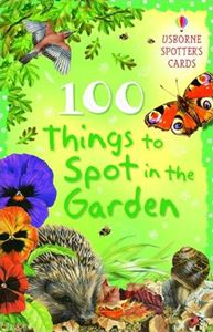 """100 Things to Spot in the Garden"" - Usborne Spotter's Cards"