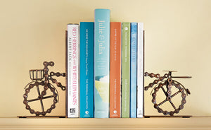 Bicycle bookends - Set of 2