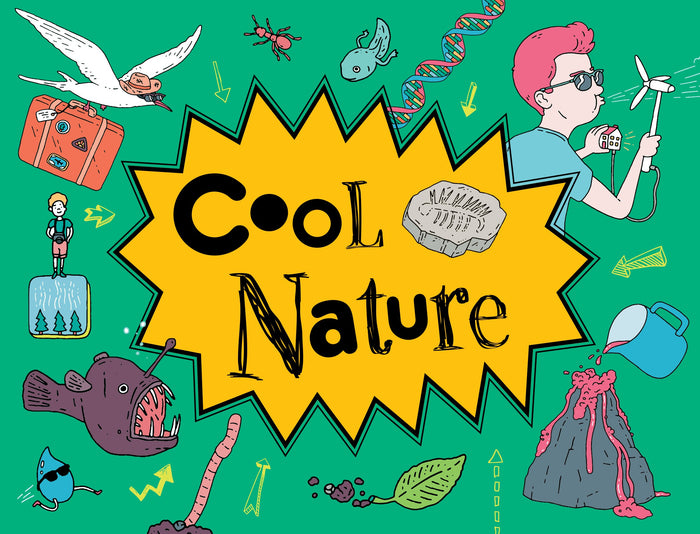 """Cool Nature"" by Amy-Jane Beer"