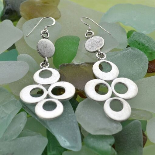 Luna Tree Silver Jewellery - Darla Earrings