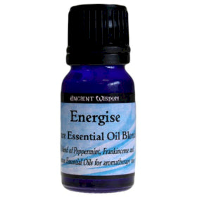 Ancient Wisdom Essential Oil Blends - Energising