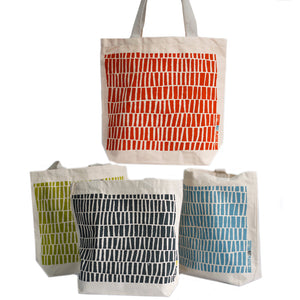 Eco Cotton Bags - All Over Design