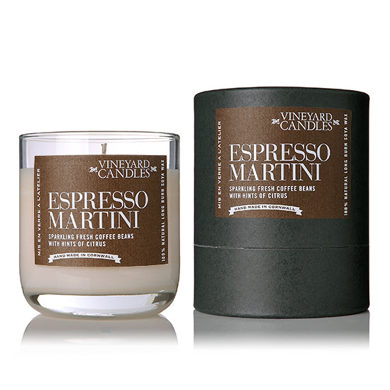 Vineyard Candles - Aperitif Espresso Martini