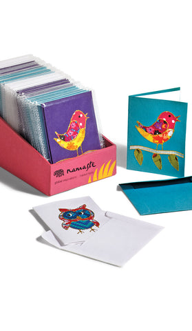 Umang Hand Decorated Greetings Cards