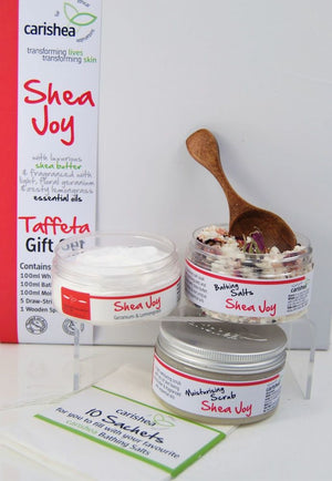 Carishea 'Taffeta' Gift Set - Choice of 3 fragrances