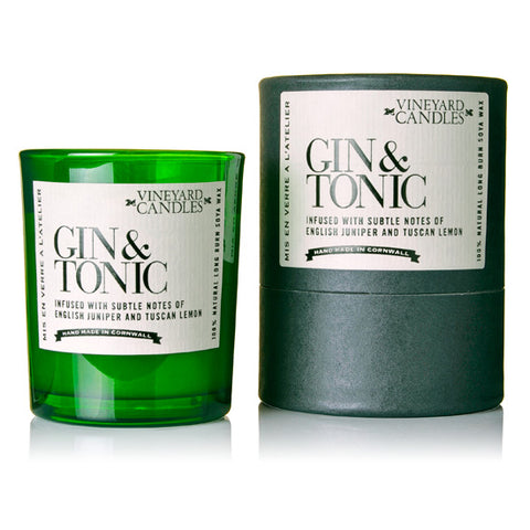 Vineyard Candles - Gin & Tonic Shot